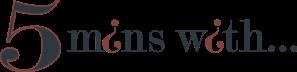 Grey and Orange Web Logo