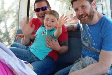 Peter, Mason and Ray