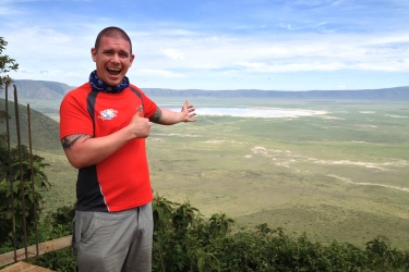 Peter Robinson - Global Adventure Challenges