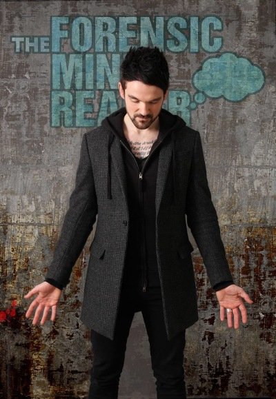 Forensic Mind Reader Colin Cloud