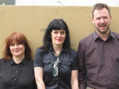 Alison Stroak, Fiona Shepherd, Jonathan Trew