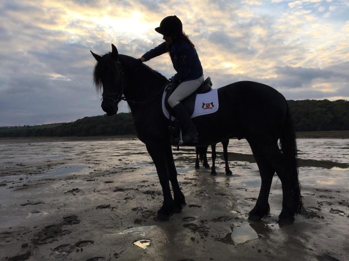 Emily Wren Horse Riding