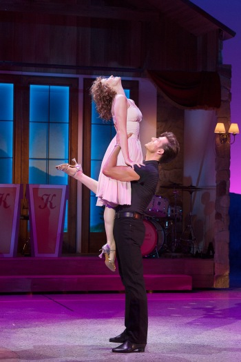 Katie Eccles - Dirty Dancing on Stage