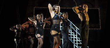 Louise Rednapp in Cabaret