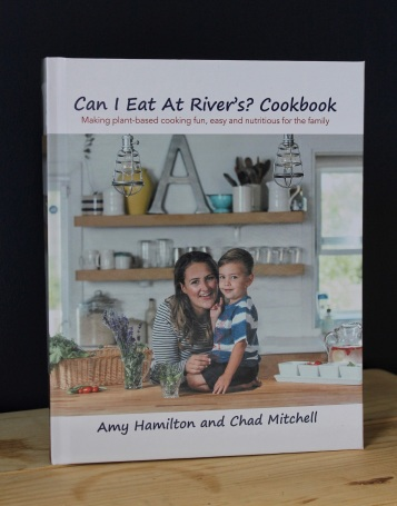Can I eat at rivers cookbook