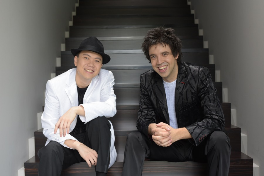 The Piano Brothers (Elwin Hendrijanto, Dominic Ferris)